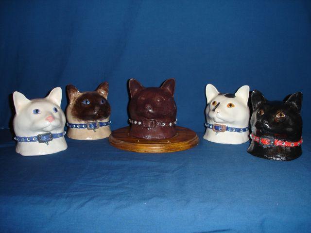 Glazed Cats